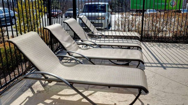 """<b>Comfort Inn & Suites Pool</b>. Images powered by <a href=""""https://iceportal.shijigroup.com/"""" title=""""IcePortal"""" target=""""_blank"""">IcePortal</a>."""
