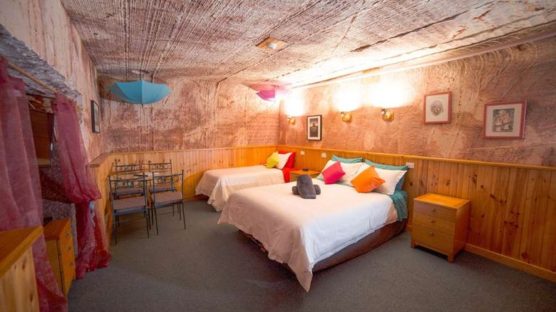 """Comfort Inn Coober Pedy Experience Room. Images powered by <a href=""""http://web.iceportal.com"""" target=""""_blank"""" rel=""""noopener"""">Ice Portal</a>."""