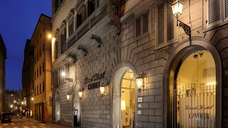 """Grand Hotel Cavour Exterior. Images powered by <a href=""""http://web.iceportal.com"""" target=""""_blank"""" rel=""""noopener"""">Ice Portal</a>."""