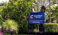 Comfort Resort Blue Pacific