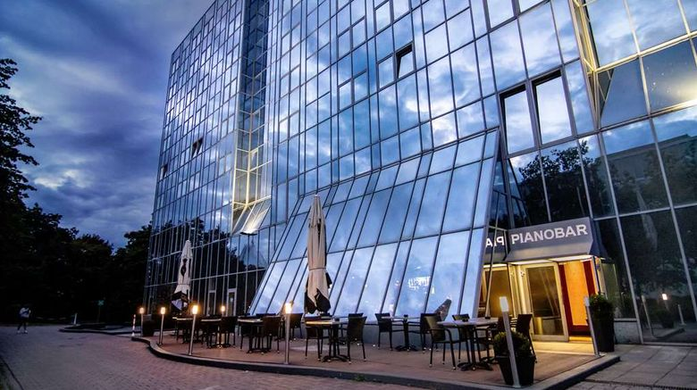 """Best Western Plus Plaza Hotel Darmstadt Exterior. Images powered by <a href=""""http://web.iceportal.com"""" target=""""_blank"""" rel=""""noopener"""">Ice Portal</a>."""