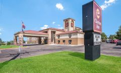 Clarion Inn Page