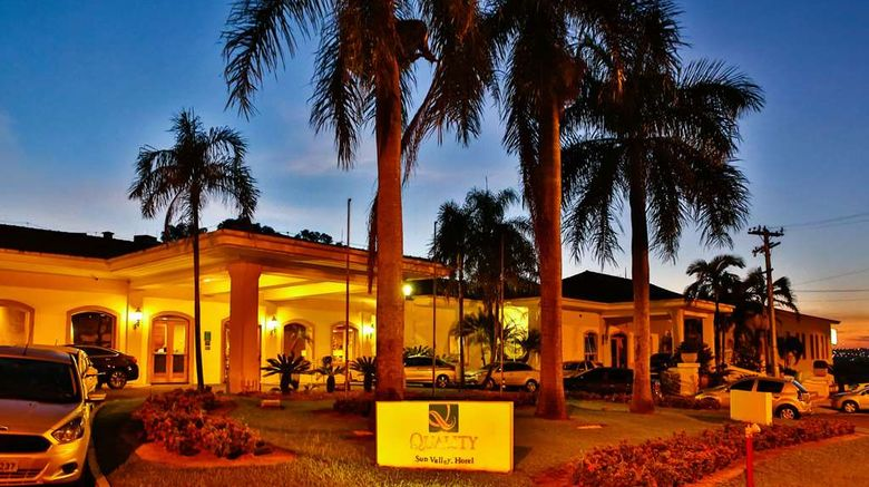 """Quality Hotel  and  Convention Center Exterior. Images powered by <a href=""""http://web.iceportal.com"""" target=""""_blank"""" rel=""""noopener"""">Ice Portal</a>."""