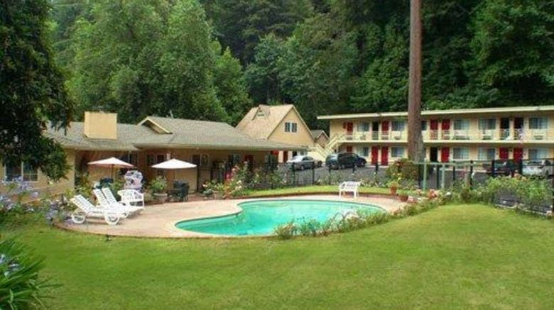 """Quality Inn  and  Stes Santa Cruz Mountains Exterior. Images powered by <a href=""""http://web.iceportal.com"""" target=""""_blank"""" rel=""""noopener"""">Ice Portal</a>."""