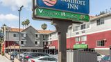 Comfort Inn, Downtown Hollywood Hotel Exterior