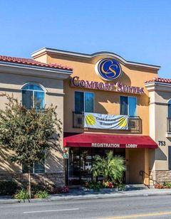 Comfort Suites Near Industry Hills Expo