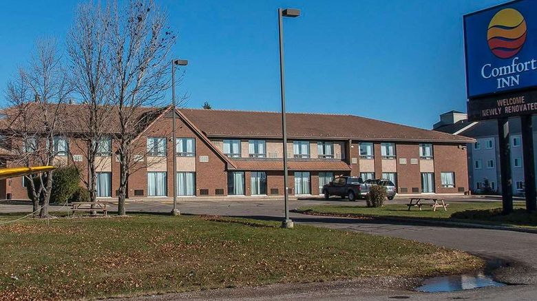 """<b>Comfort Inn Exterior</b>. Images powered by <a href=""""https://iceportal.shijigroup.com/"""" title=""""IcePortal"""" target=""""_blank"""">IcePortal</a>."""