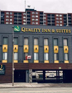 Quality Inn & Suites Downtown Windsor