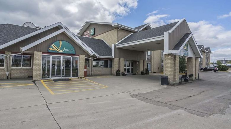 """Quality Inn West Edmonton Exterior. Images powered by <a href=""""http://web.iceportal.com"""" target=""""_blank"""" rel=""""noopener"""">Ice Portal</a>."""
