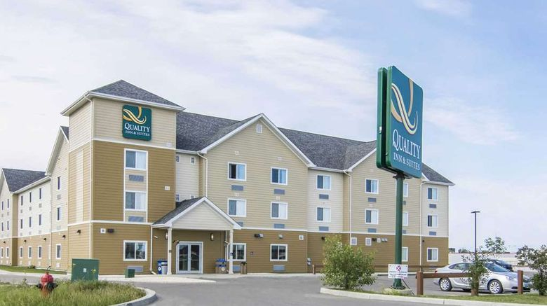 """Quality Inn  and  Suites, a Thompson Hotel Exterior. Images powered by <a href=""""http://web.iceportal.com"""" target=""""_blank"""" rel=""""noopener"""">Ice Portal</a>."""