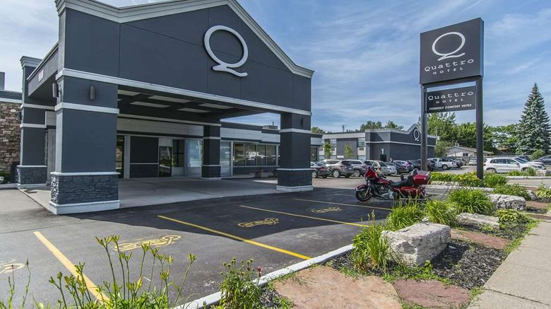 """Quattro Hotel  and  Conf Centre, Ascend Htl Exterior. Images powered by <a href=""""http://web.iceportal.com"""" target=""""_blank"""" rel=""""noopener"""">Ice Portal</a>."""
