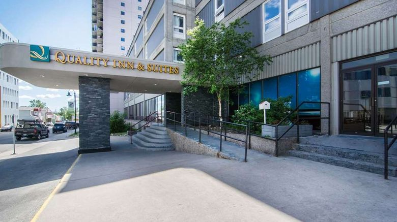 """Quality Inn  and  Suites, Yellowknife Exterior. Images powered by <a href=""""http://web.iceportal.com"""" target=""""_blank"""" rel=""""noopener"""">Ice Portal</a>."""