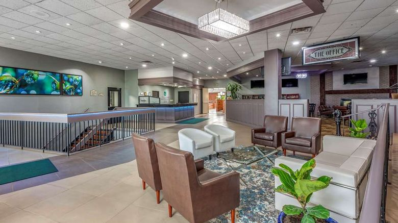 """Quality Inn  and  Conference Centre Lobby. Images powered by <a href=""""http://web.iceportal.com"""" target=""""_blank"""" rel=""""noopener"""">Ice Portal</a>."""