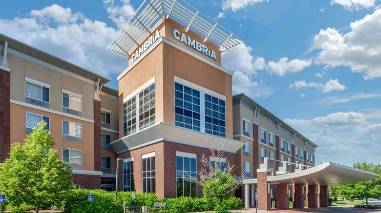 """Cambria Hotel Ft Collins Exterior. Images powered by <a href=""""http://web.iceportal.com"""" target=""""_blank"""" rel=""""noopener"""">Ice Portal</a>."""