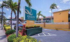 Quality Inn & Suites Hollywood Blvd