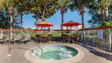 Comfort Inn/Stes Universal Conv Ctr Pool