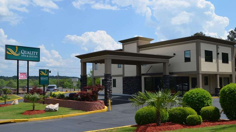 """Quality Inn  and  Suites, Athens University Exterior. Images powered by <a href=""""http://web.iceportal.com"""" target=""""_blank"""" rel=""""noopener"""">Ice Portal</a>."""