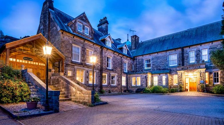 """Clarion Collection Hotel Makeney Hall Exterior. Images powered by <a href=""""http://web.iceportal.com"""" target=""""_blank"""" rel=""""noopener"""">Ice Portal</a>."""