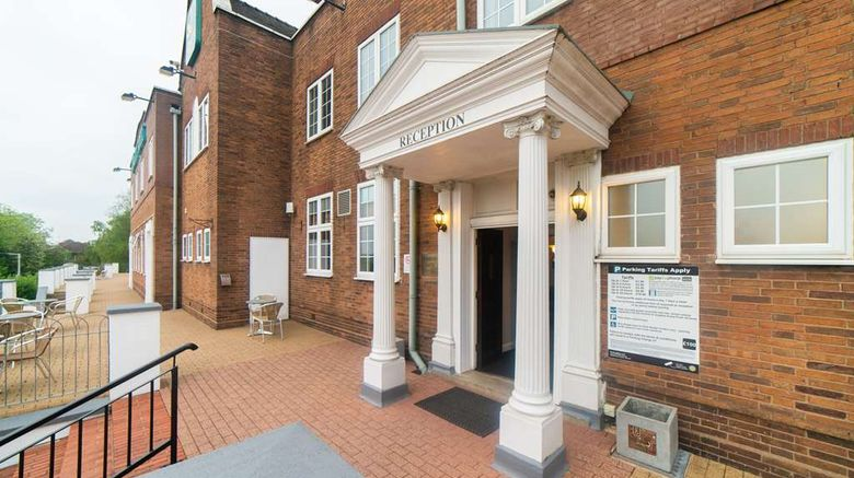 """Quality Hotel Stonebridge Manor Exterior. Images powered by <a href=""""http://web.iceportal.com"""" target=""""_blank"""" rel=""""noopener"""">Ice Portal</a>."""