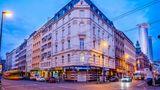 Comfort Hotel Frankfurt City Centre Exterior