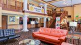 Quality Inn Bolingbrook Lobby