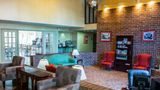 Comfort Inn & Suites North at Pyramids Lobby