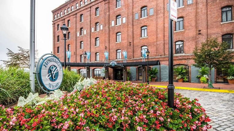 """The Inn at Hendersons Wharf, Ascend Exterior. Images powered by <a href=""""http://web.iceportal.com"""" target=""""_blank"""" rel=""""noopener"""">Ice Portal</a>."""