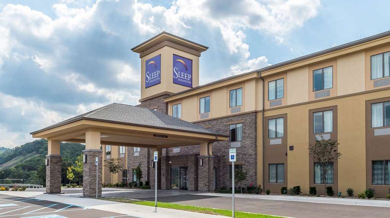 """Sleep Inn  and  Suites Cumberland Exterior. Images powered by <a href=""""http://web.iceportal.com"""" target=""""_blank"""" rel=""""noopener"""">Ice Portal</a>."""