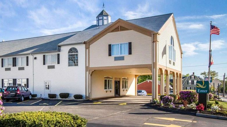 """Quality Inn  and  Suites South Portland Exterior. Images powered by <a href=""""http://web.iceportal.com"""" target=""""_blank"""" rel=""""noopener"""">Ice Portal</a>."""