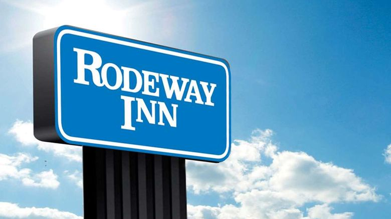 """Rodeway Inn Whitehall Exterior. Images powered by <a href=""""http://web.iceportal.com"""" target=""""_blank"""" rel=""""noopener"""">Ice Portal</a>."""