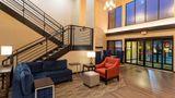 Comfort Suites Ramsey Lobby
