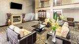 Quality Inn West Plains Lobby
