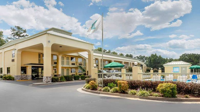 """Quality Inn McComb Exterior. Images powered by <a href=""""http://web.iceportal.com"""" target=""""_blank"""" rel=""""noopener"""">Ice Portal</a>."""