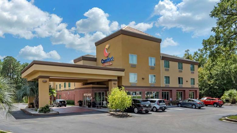 """Comfort Suites Biloxi - Ocean Springs Exterior. Images powered by <a href=""""http://web.iceportal.com"""" target=""""_blank"""" rel=""""noopener"""">Ice Portal</a>."""