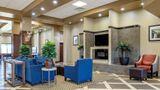 Comfort Suites Batesville Lobby