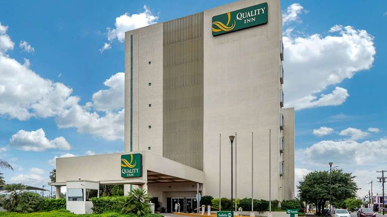 """Quality Inn Monterrey La Fe Exterior. Images powered by <a href=""""http://web.iceportal.com"""" target=""""_blank"""" rel=""""noopener"""">Ice Portal</a>."""