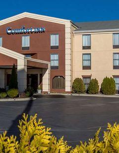Comfort Inn Asheville Arpt