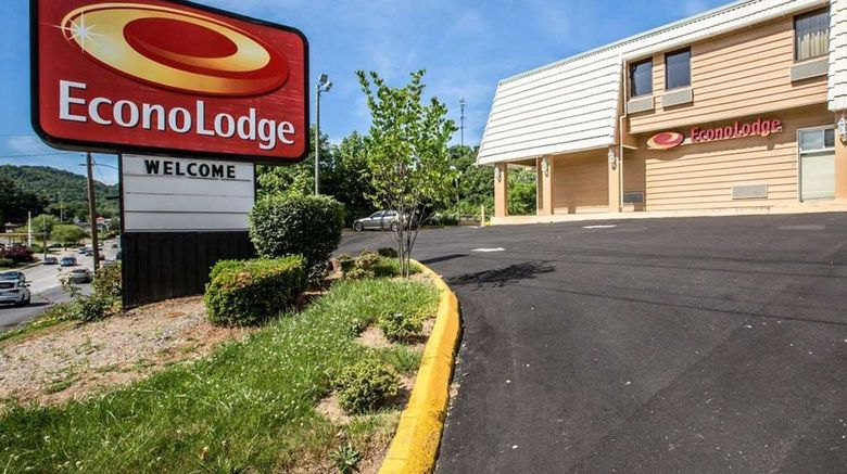 """Econo Lodge Biltmore Exterior. Images powered by <a href=""""http://web.iceportal.com"""" target=""""_blank"""" rel=""""noopener"""">Ice Portal</a>."""