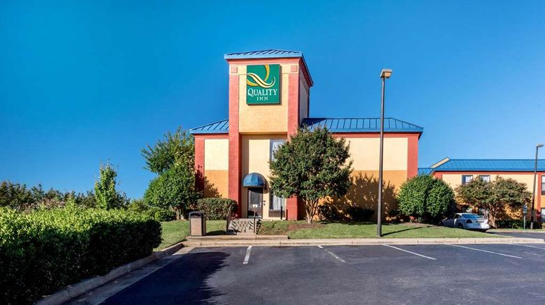 """Quality Inn Clemmons Exterior. Images powered by <a href=""""http://web.iceportal.com"""" target=""""_blank"""" rel=""""noopener"""">Ice Portal</a>."""
