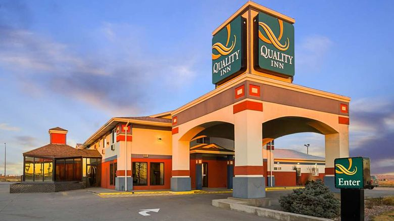 """Quality Inn Exterior. Images powered by <a href=""""http://web.iceportal.com"""" target=""""_blank"""" rel=""""noopener"""">Ice Portal</a>."""