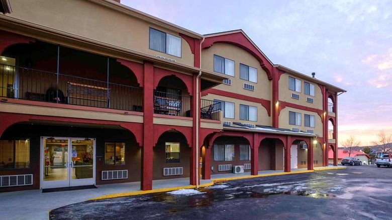 """Quality Inn Silver City Exterior. Images powered by <a href=""""http://web.iceportal.com"""" target=""""_blank"""" rel=""""noopener"""">Ice Portal</a>."""