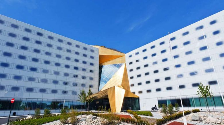 """Clarion Hotel  and  Congress Trondheim Exterior. Images powered by <a href=""""http://web.iceportal.com"""" target=""""_blank"""" rel=""""noopener"""">Ice Portal</a>."""