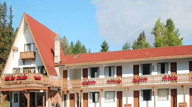 """Rodeway Inn Lake Placid Exterior. Images powered by <a href=""""http://web.iceportal.com"""" target=""""_blank"""" rel=""""noopener"""">Ice Portal</a>."""