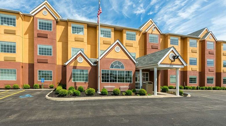 """Quality Inn Grove City Exterior. Images powered by <a href=""""http://web.iceportal.com"""" target=""""_blank"""" rel=""""noopener"""">Ice Portal</a>."""
