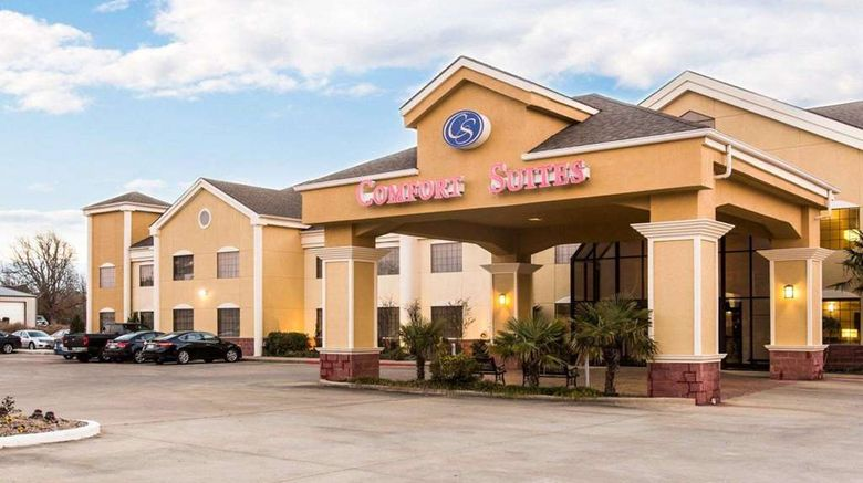 """Comfort Suites Idabel Exterior. Images powered by <a href=""""http://web.iceportal.com"""" target=""""_blank"""" rel=""""noopener"""">Ice Portal</a>."""