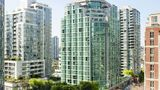 Rosedale on Robson Suite Hotel Exterior