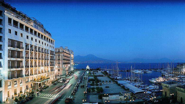 """Grand Hotel Vesuvio Exterior. Images powered by <a href=""""http://www.leonardo.com"""" target=""""_blank"""" rel=""""noopener"""">Leonardo</a>."""