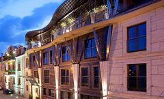 Hotel Niebieski