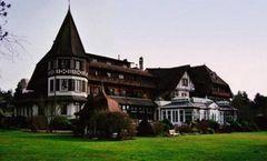 Hotel le Vieux Manoir au Lac