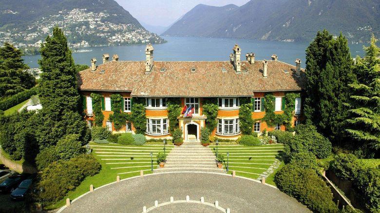 "Villa Principe Leopoldo  and  Residence Exterior. Images powered by <a href=""http://www.leonardo.com"" target=""_blank"" rel=""noopener"">Leonardo</a>."